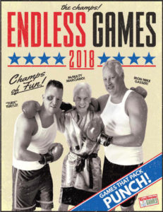 Endless Games Catalog Cover 2018