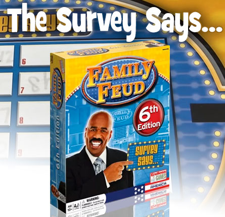 family feud box