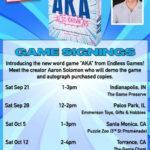 Meet the AKA Board Game Creator!