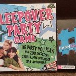 Sleepover Party and Hashtagit are featured in Tiffany, Stephanie & Stacy Reviews