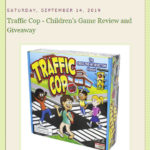 Traffic Cop Game Review and Giveaway by Heck of a BUNCH!