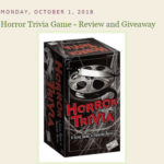 Horror Trivia Game Review and Giveaway!