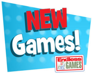 NEW Games!