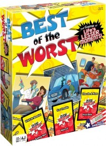 Best of the Worst card game