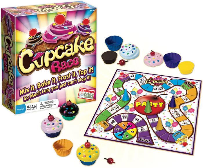 Cupcake Race