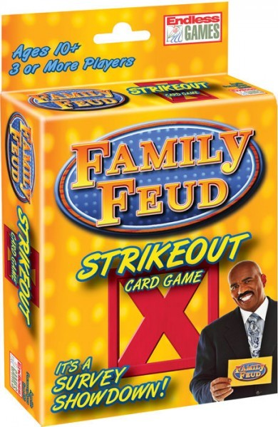 Family-Feud Strikeout