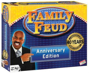 Family Feud 40th Anniversary Edition Game