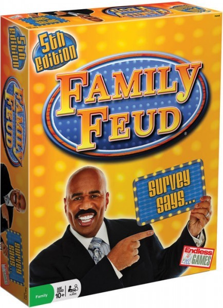 Family Feud 5th Edition