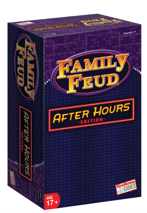 Family Feud After Hours Edition Game