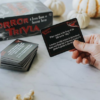 Horror Trivia Card Game Lifestyle Picture