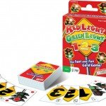 Red-Light Green-Light card game