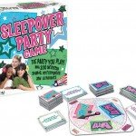 Parenting in Progress featured Sleepover Party in their Family Game Night article