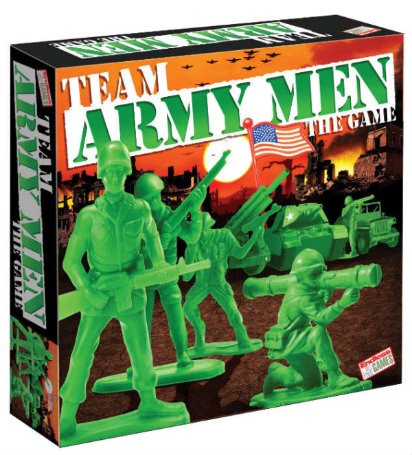 Team Army Men the game