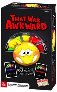 That Was Awkward Party Game