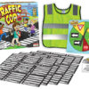 Traffic Cop Game Contents