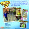 Traffic Cop Game Back Box